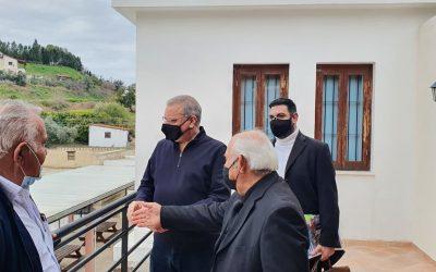 Η Μεταρρύθμιση της Τοπικής Αυτοδιοίκησης είναι  ίσως η μεγαλύτερη μεταρρύθμιση μετά το ΓΕΣΥ είπε σήμερα από την Πάφο ο υπουργός Εσωτερικών Νίκος Νουρής.