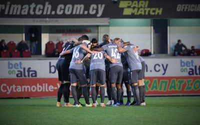 PAFOS FC VS  EΡΜΗΣ