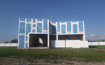 Περί τίνος πρόκειται το εν λόγω κτίσμα στο παραλιακό μέτωπο Γεροσκήπους;;,