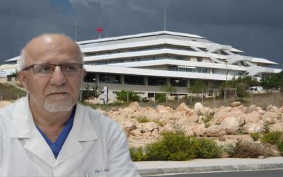 Ο γιατρός και διευθυντής της καρδιολογικής κλινικής του Νοσοκομείου Πάφου Ιωσήφ Μουτήρη  εκτιμά ότι η πανδημία άρχισε να υποχωρεί.